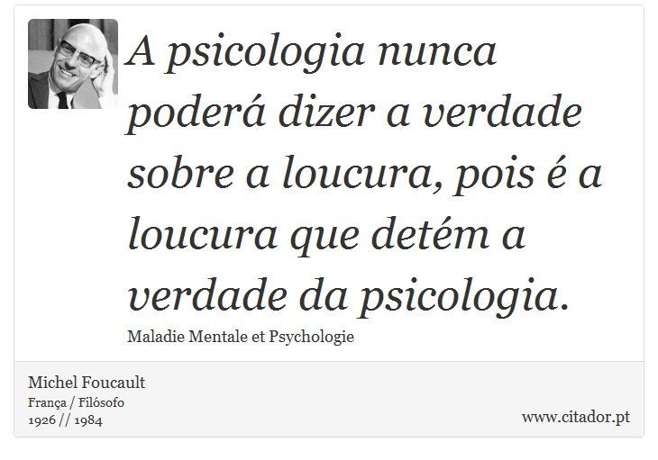 Well-known Além d'Arena: SABER & PODER - A genealogia de Foucault e o jornalismo DV74