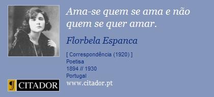Frases de Amor de Florbela Espanca - Pensador