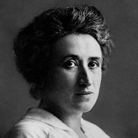 Teremos De Ser Felizes Rosa Luxemburgo Citador