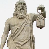 Resultado de imagem para diógenes filósofo